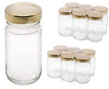12 Petit Jars 150ml Jam Jar D Pot de Conservation en Verre