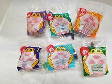 McDonald's Happy Meal Toys Walt Disney's Sleeping Beauty