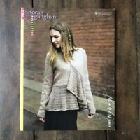 Berroco Norah Gaughan Collection Vol 5 2009 Hand Knitting Patterns Crafts Yarn