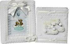 Bon Bebe Baby's Precious Memories Gift Set ( Frame And Photo Album 24 Photos )