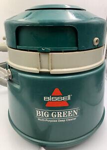 Bissell Big Green Machine Wet/DryVacuum Carpet Shampooer