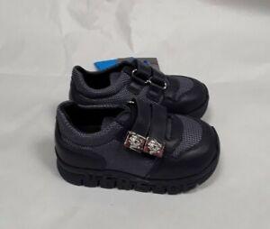 Young Versace Black Unisex Sandals infant Size 24