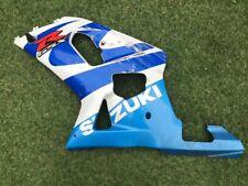 Suzuki GSXR 600 GSX-R 750 K1 K2 K3 2000 2001 2002 2003 Left side Fairing Panel
