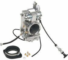 MIKUNI POLISHED 48 MM CARB FOR RACE AND CUSTOM APPLICATION ENGINES 48-2P