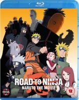 Nuevo Naruto Shippuden Película -Road To Ninja Blu-Ray