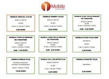 Promozione Piani Telefonici UnoMobile Sim-Mobile TUTTE LE PROMO SCHEDE RICARIC.