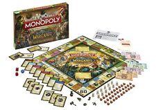 World of Warcraft Monopoly Board Game, spedizione gratuita rapida
