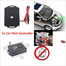 Car Mouse Control Repellent Engine maintenance auto maintain anti Repels Rodents