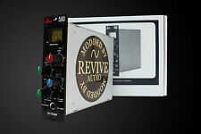 REVIVE AUDIO MODIFIED:DBX 580, 500 SERIES MICROPHONE PREAMP+EQ, SWEET