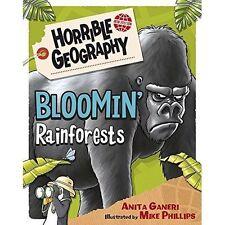Bloomin' Rainforests by Anita Ganeri (Paperback, 2015)-H005