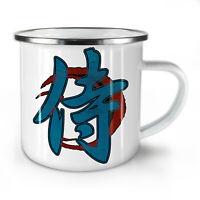 Japanese NEW Enamel Tea Mug 10 oz | Wellcoda