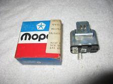 NOS Mopar 1974-77 Horn Relay