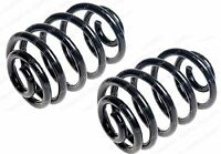 2X BMW Z4 E85 2.2 2.5 3.0 I/Si With M-Technology Rear Coil Spring 2003-2009