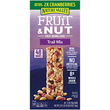 Nature Valley Chewy Trail Mix Fruit & Nut Granola Bars (48 ct.)