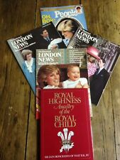 Diana, Princess of Wales (1981 - 1983) - Magazines, Book