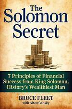 The Solomon Secret: 7 Principles of Financial Success from King Solomon, History