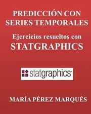 PREDICCION con SERIES TEMPORALES. Ejercicios Resueltos con STATGRAPHICS by...