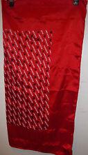 Halstuch Tuch Suzuki Fan-Bekleidung rot 70x70 cm