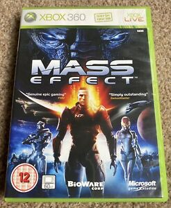 Mass Effect - Xbox 360 - Complete In Box