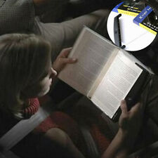 Hot Reading Lamp Night Vision Reading Read Panel Page LED Light Book Brightly