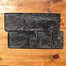 "Stone Polyurethane decorative concrete stamp for walkways,floor and walls""Brook"""