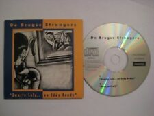 DE BRUGSE STRANGERS Zwarte Lola .. en Eddy Ready 2-track CD Single * Card sleeve