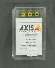 AXIS Communication 39680 RJ45 Push-Pull Connector NEW Satisfaction Guaranteed
