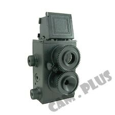 Lomo Recesky DIY TLR 35mm (GakkenFlex clone) Camera Classic Play Hobby photo HOT