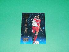 SONNY ANDERSON FOOTBALL CARD PREMIUM 1994-1995 AS MONACO ASM LOUIS II PANINI
