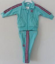 Adidas FIREBIRD KIDS SZ 12M~Track Suit sweat shirt Top Jacket-Pant SET superstar