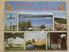 1940s Lovable Province De Quebec Booklet