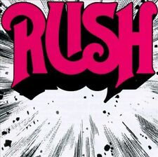 Rush Rock Music CDs & DVDs