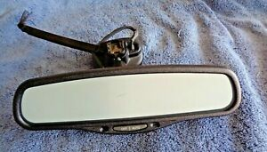 MINT & Tested OEM 95-98 Town Car Mark VIII Models Auto Dimming Rear View Mirror