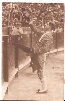 AK Ansichtskarte Torero - Madrid vor 1945