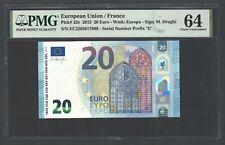 European Union/ France 20 Euro 2015 P22e Uncirculated Grade 64