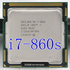 Intel Core i7 860S 2.53 GHz Quad-Core (BV80605003210AD) Processor