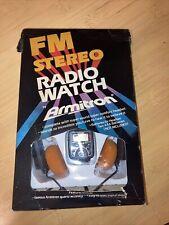 Fm Stereo Radio Watch by Armitron