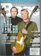 BASS GUITAR MAGAZINE, MAY 2015, ISSUE 117 ~