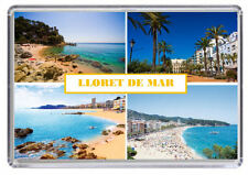 Lloret de Mar Costa Brava Spain Fridge Magnet 01