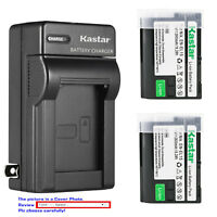 Kastar Battery AC Wall Charger for Nikon EN-EL15 MH-25 Nikon D7000 DSLR Camera