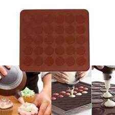Four à pâtisserie Macaron silicone plaque de four gâteau bricolage Roll Cake