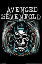 AVENGED SEVENFOLD - HOLY REAPER POSTER - 22x34 MUSIC 15228