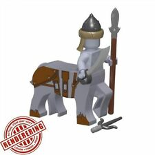 Brickforge Centaur Lancer Fantasy Accessory Pack for Lego Minifigures