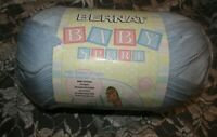 NEW Bernat Baby Sport Blue Acrylic Baby Light Yarn 300g Made in Canada A