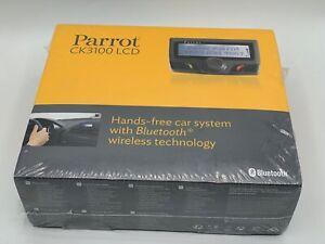 Brand NEW sealed Parrot CK3100 Bluetooth Handsfree Car Kit v5.0 black edition