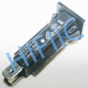W28-XQ1A W28-XT1A Push to Reset Fuseholder-Type Thermal PB Circuit Breaker