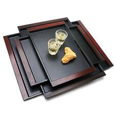 Modern Food Breakfast Tray Fruit Snack Serving Tray Sushi Platter Plate 17''