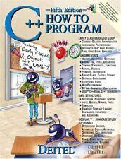 C++ How to Program by Deitel, Harvey M.