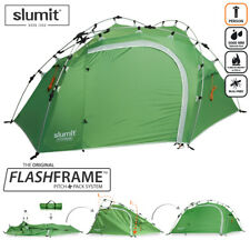 QUICK ERECT LIGHTWEIGHT ONE 1 PERSON MAN BERTH TENT HIKING WATERPROOF PITCH