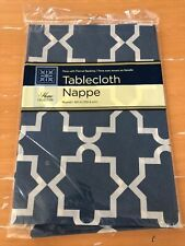 Home Collection Peva Tablecloth Round 60 In NIP Thin